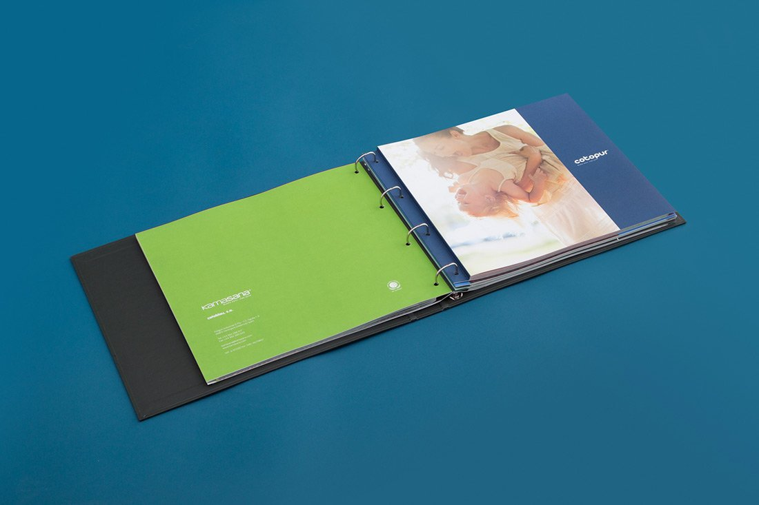 Diseño catalogo uñero Cotopur Ontinyent