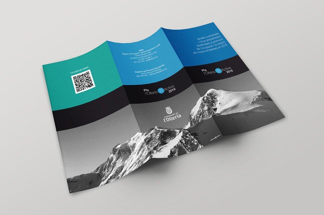 Empresa publicidad La Vall d'Albaida. Pla l'Olleria R-Activa