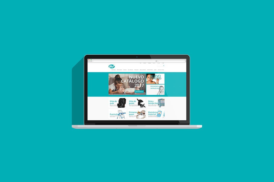 estudio diseño web l'Olleria Innovaciones MS